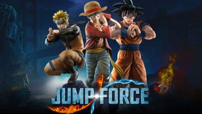 Preview de Jump Force